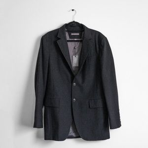 John Varvatos Collection Wool Jacket